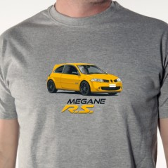 T shirt auto - Megane RS - Avomarks
