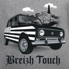 t shirt 4L Breizh