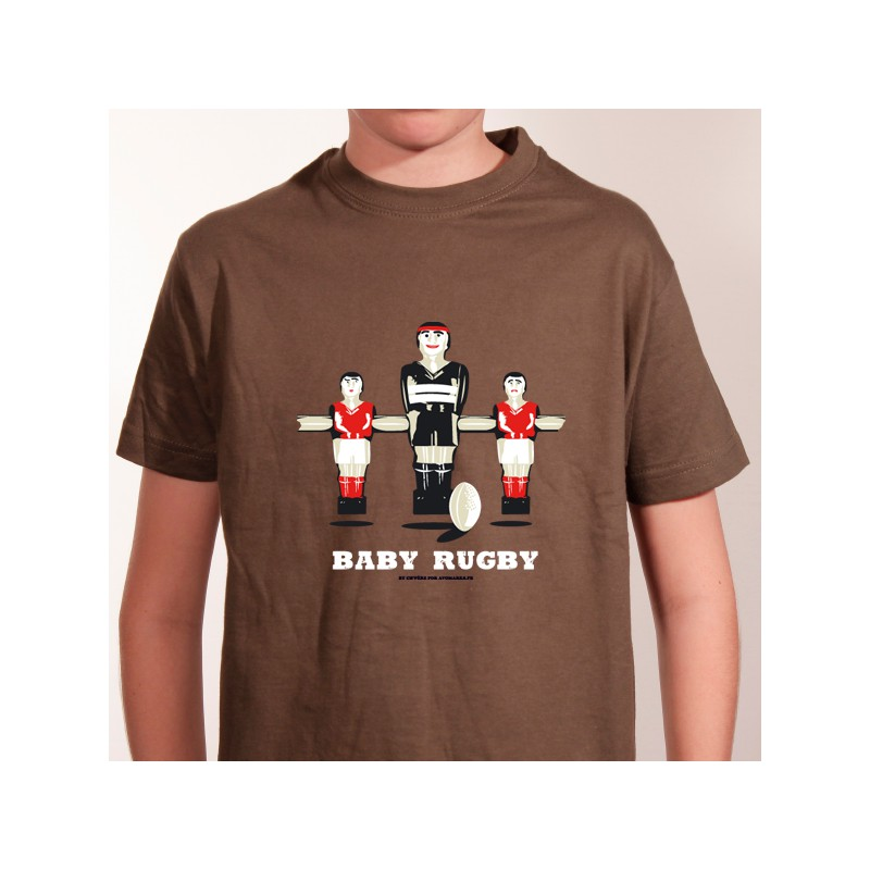 Shop for the best Rugby baby t-shirts right here on Zazzle. Upgrade your child's wardrobe with our stylish baby shirts.