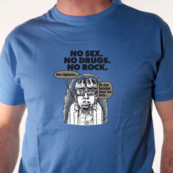 No Sex, no Drugs, no Rock !