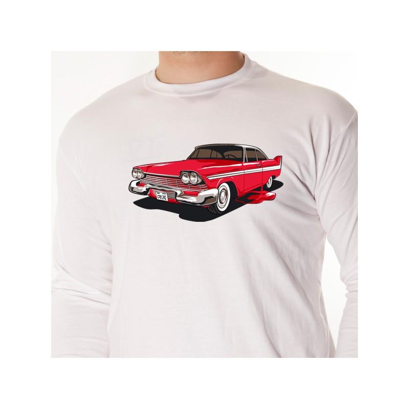 t shirt auto - christine