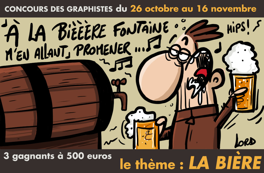 concours AVM bière