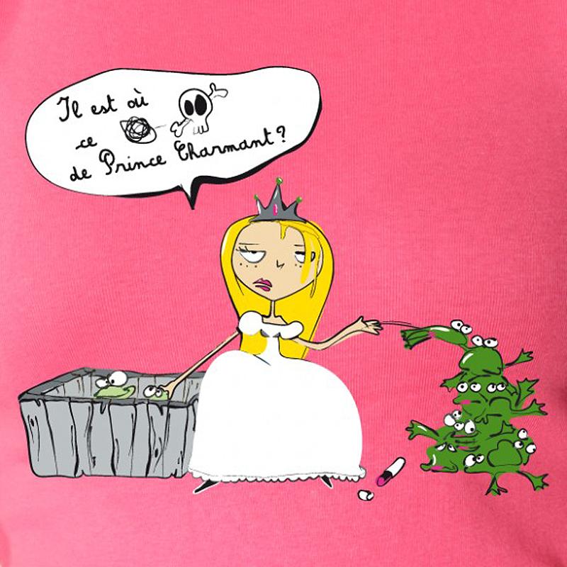 tee-shirt-prince-charmant-humour