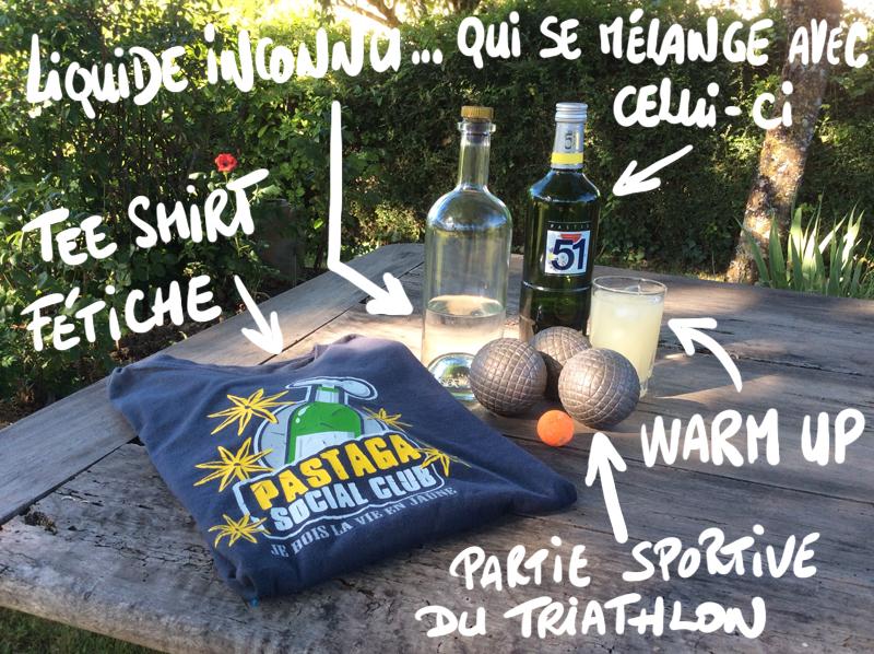 t-shirt pour triathlon estival
