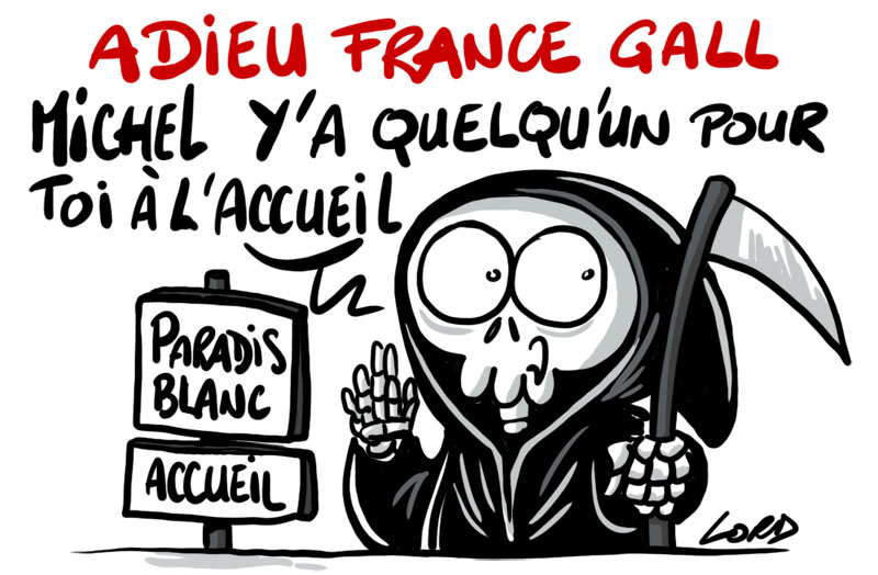 Adieu France Gall
