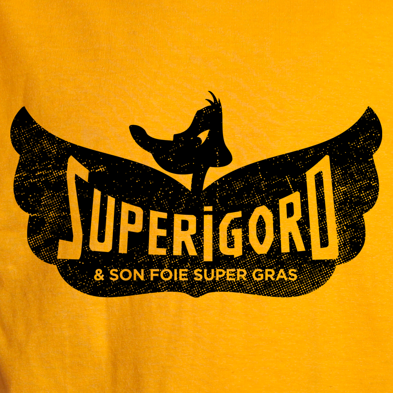 t shirt humour Superigord