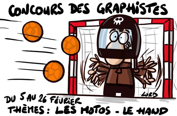 dessins concours MOTO-HAND