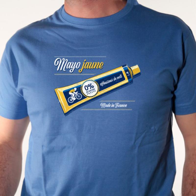 tee-shirt-vélo-mayo-jaune