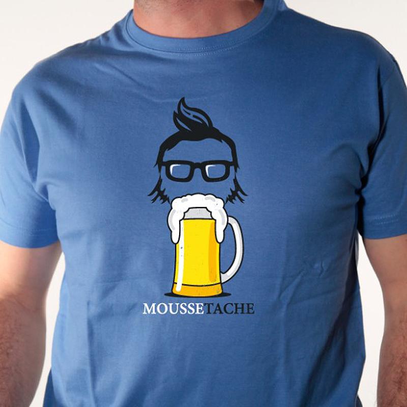 t-shirt-biere-mousse-tache