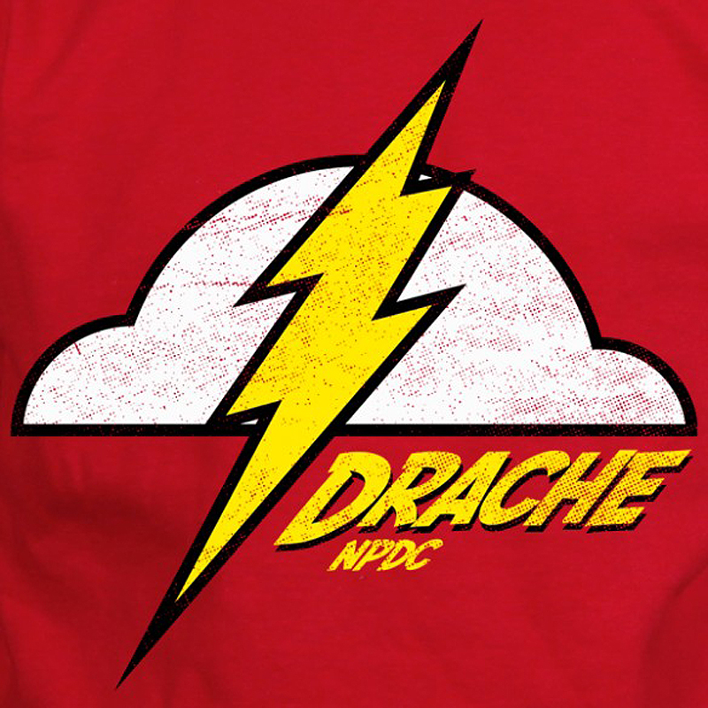 t-shirt-drache