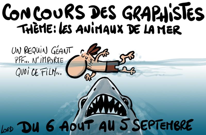 concours-les animaux de la mer