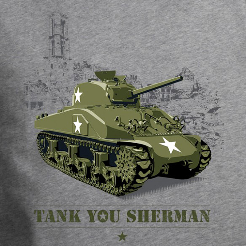 t-shirt-vehicule-militaire-tank-you-sherman