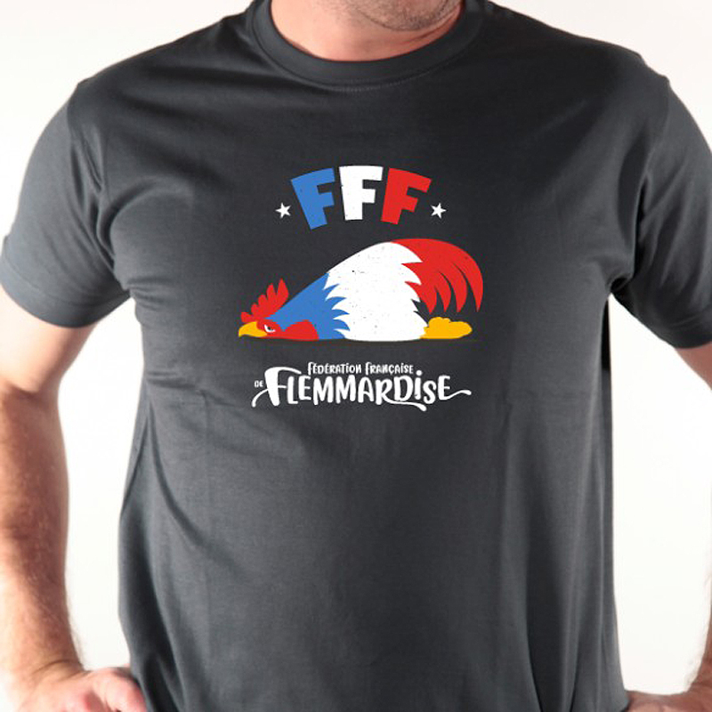 t-shirt-france-flemmardise