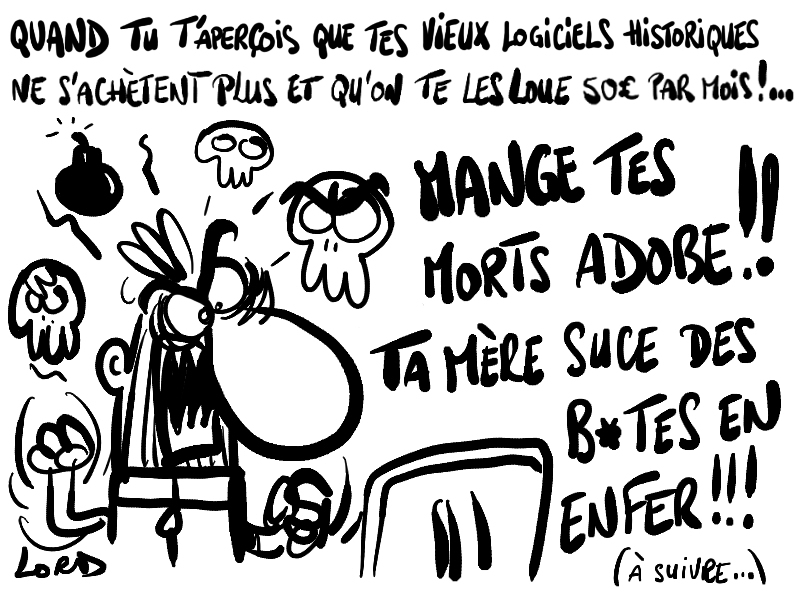 Nouvel ordinateur 2-dessin humour lord sinclair