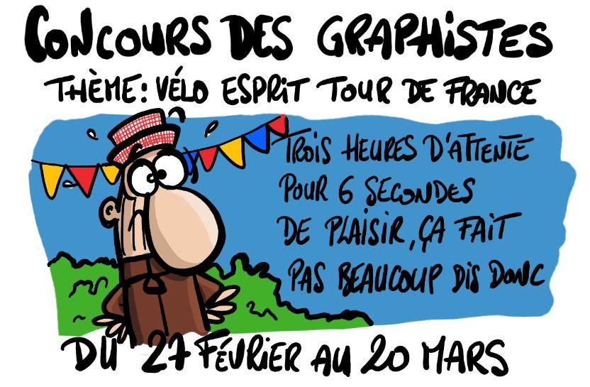 Concours-TOUR D FRANCE