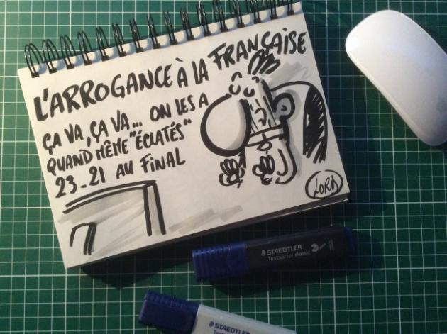 france tonga lord