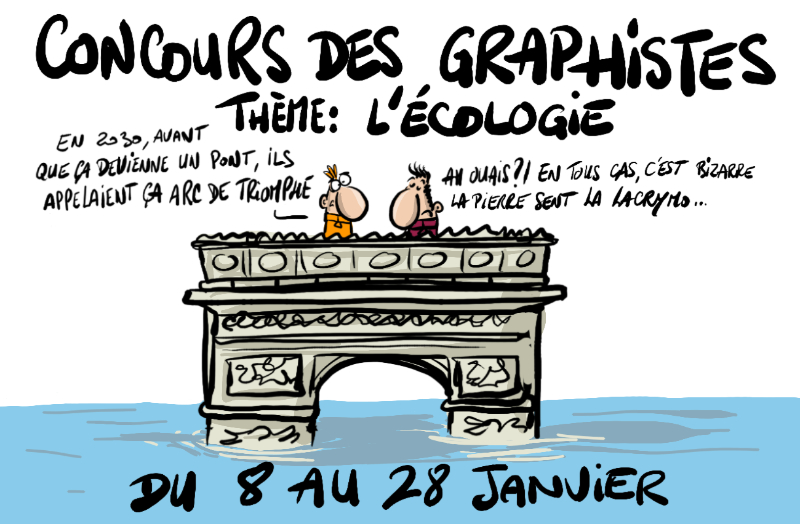 CONCOURS ECOLOGIE