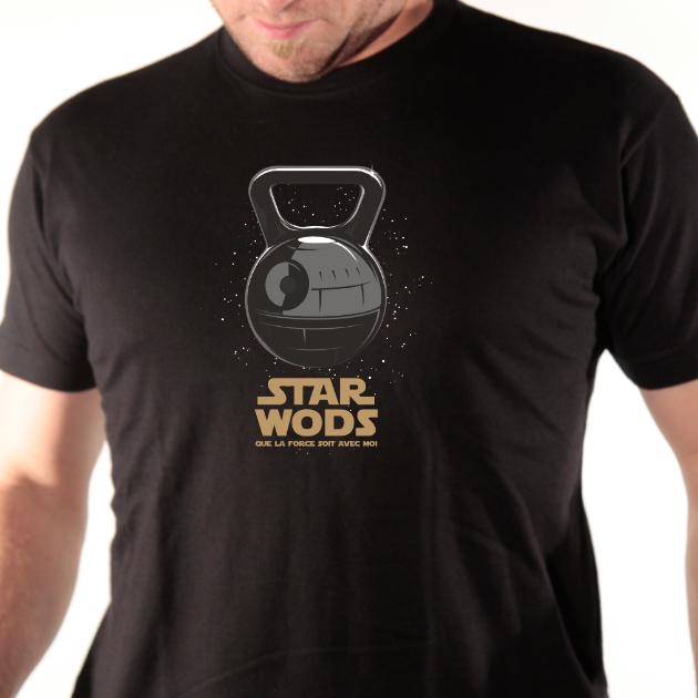 t-shirt-STAR WODS