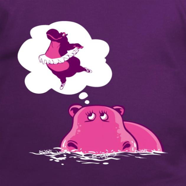tee-shirt-hippo-danse