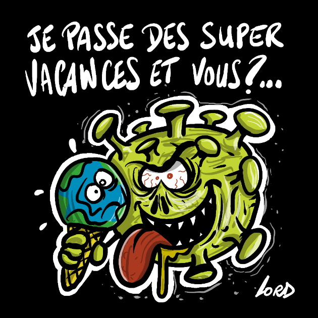 dessin-lord-fred-sinclair-covid vacances