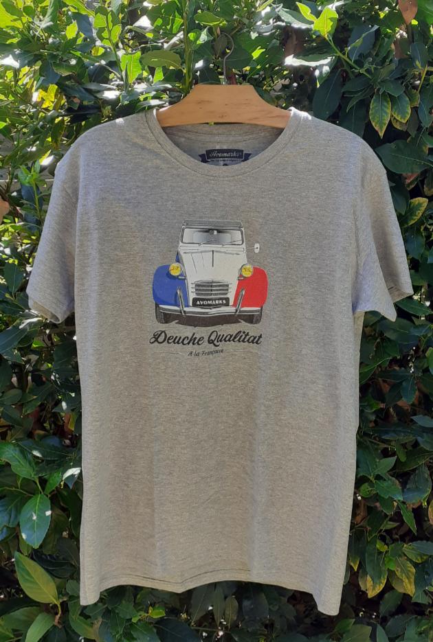 t-shirt 2 CV france