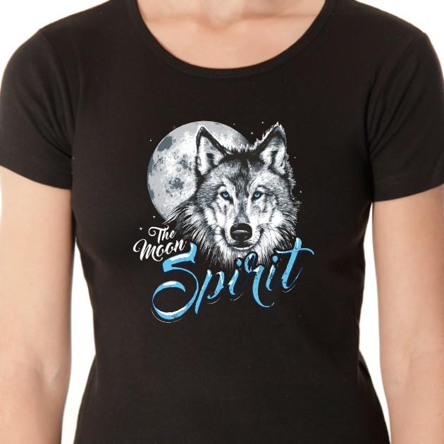 t shirt Moon spirit
