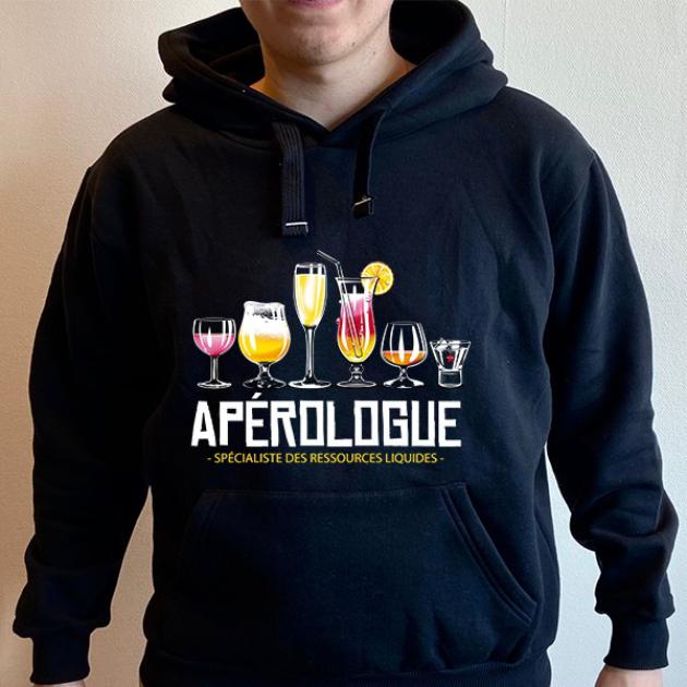 tshirt apérologue