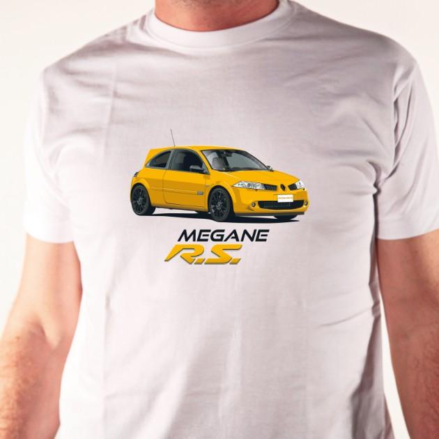 T shirt auto - Megane RS