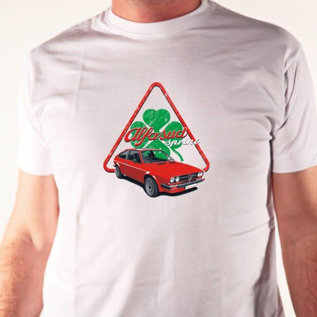 t-shirt alfasud