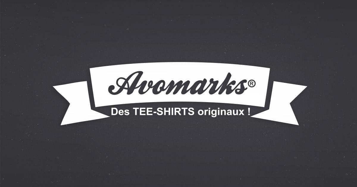 b32830c4eaed T Shirts originaux et personnalisés - Avomarks